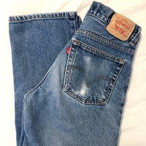 Levi's 550 Denim Jeans